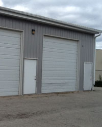 2731 N. Packerland Dr. Storage Front